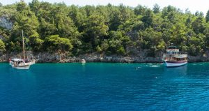 Экскурсии на остров Клеопатры из Мармариса