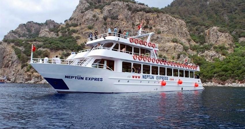 Экскурсии в Дальян на корабле