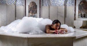 Турецкая баня в Мармарисе