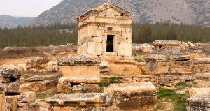 Некрополь (кладбище Иераполя)