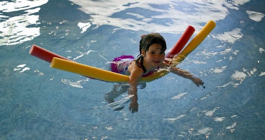 Для не умеющих плавать