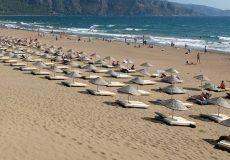 Черепаший Пляж в Дальяне