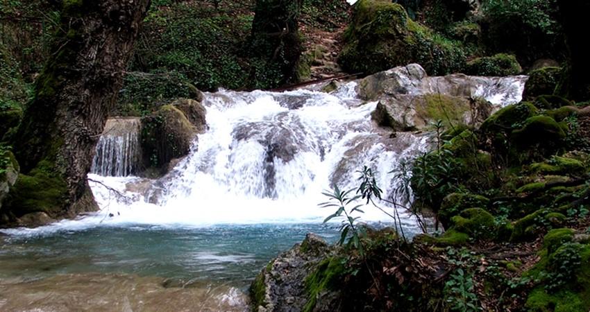 Водопад в Мармарисе