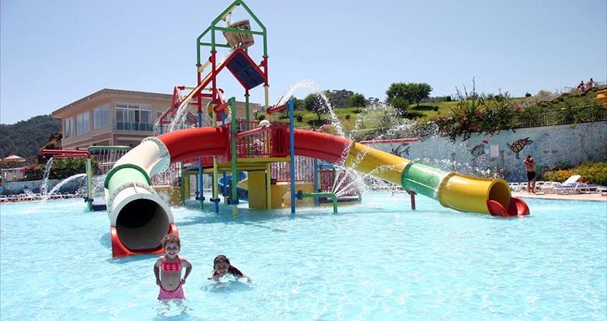 аквапарк Aquadream в Мармарисе