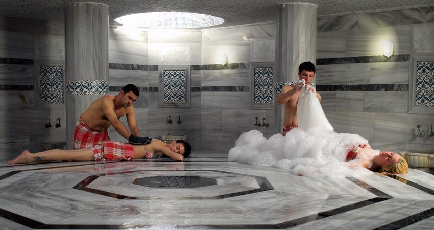Турецкая баня Sultan