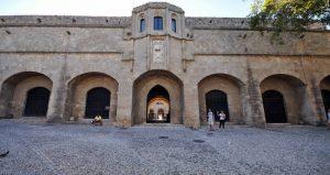 Места для посещения на Родосе