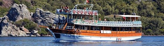 Морские экскурсии в Мармарисе