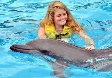 Дельфинарий в Мармарисе