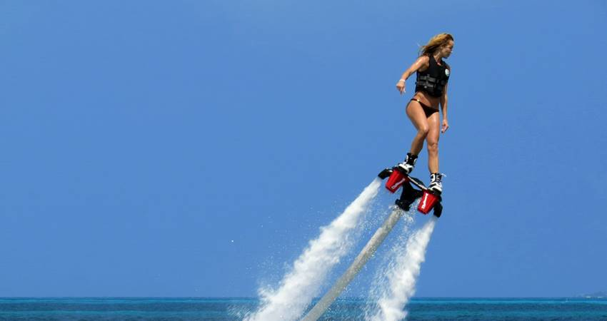 Flyboard в Мармарисе