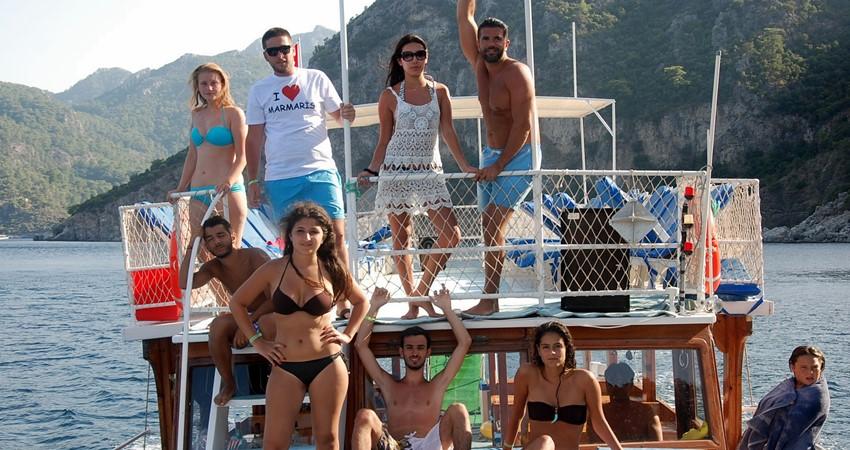 Индивидуальная яхта в Мармарисе