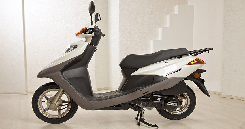 Rent A Scooter in Marmaris