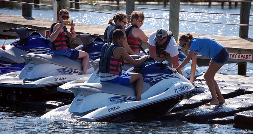 Необходимая экипировка для водного спорта