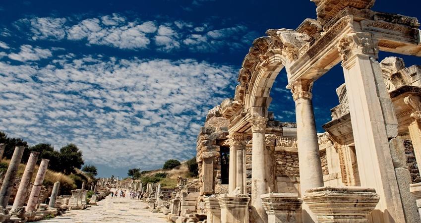 Индивидуальные экскурсии в Эфес
