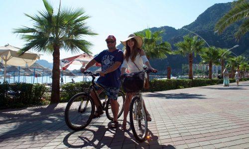 Аренда велосипедов в Мармарисе