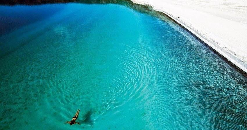 Белый Тур – Экскурсия Озеро Салда и Памуккале из Мармариса