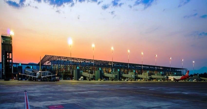 Ближайшие к Мармарису аэропорты
