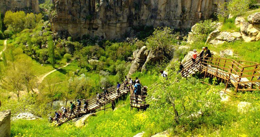 Экскурсия в Каппадокию из Мармариса