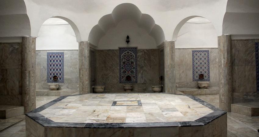 Баня Оттоман в Мармарисе