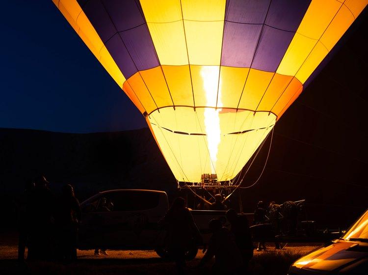 Тур на воздушном шаре из Мармариса