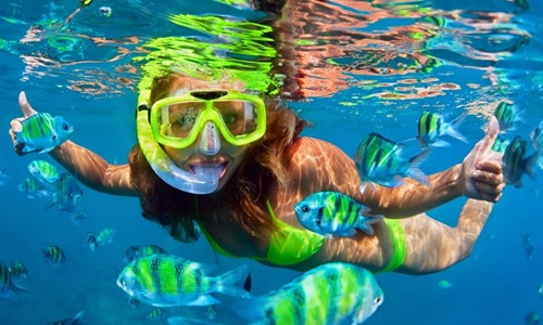 Подводное плавание в Мармарисе